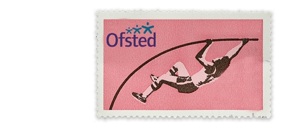 Ofsted stamp