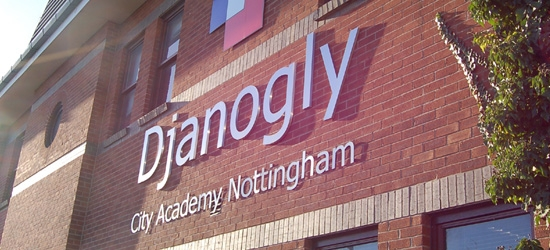 Djanogly - City Acadmey Nottingham